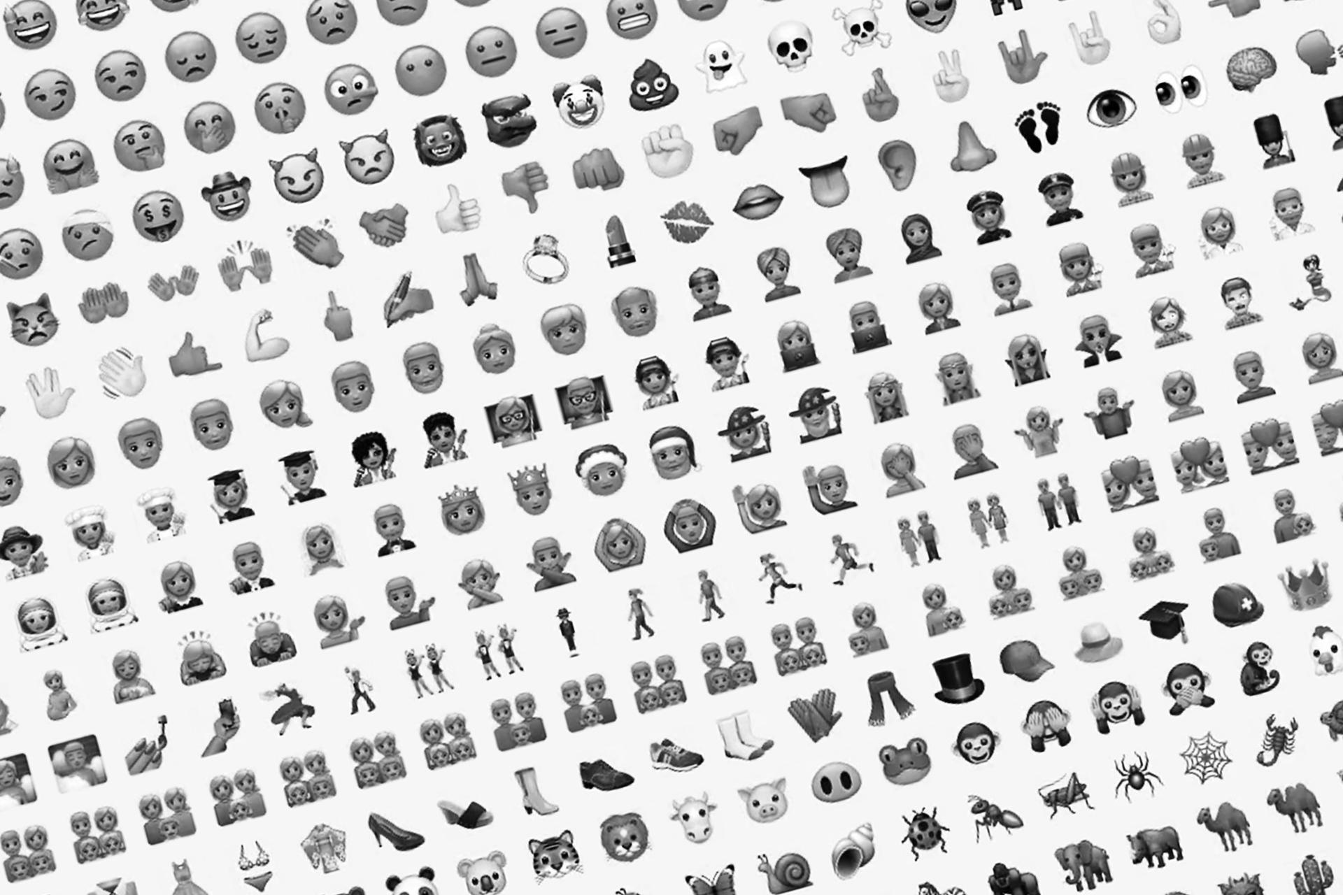 Emojis eigentliche bedeutung Das bedeuten